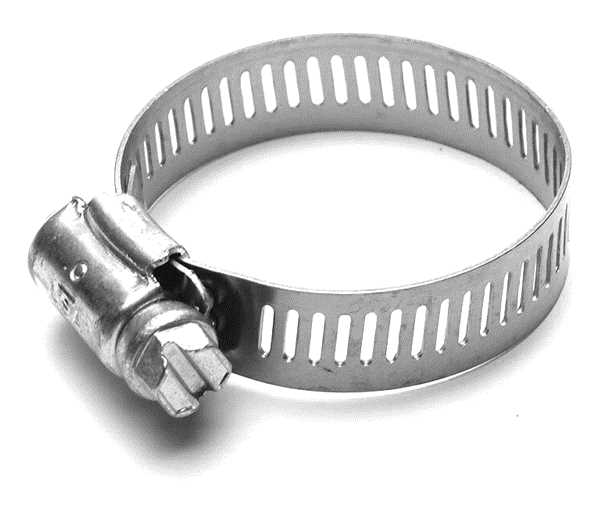 """BOX OF 10 SAE 48 MURRAY ALL STAINLESS STEEL SS HOSE CLAMPS 2-9//16/"""" to 3-1//2/"""""""