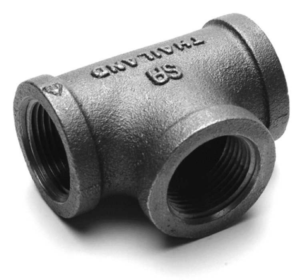 SCH 80 Black Pipe Fittings