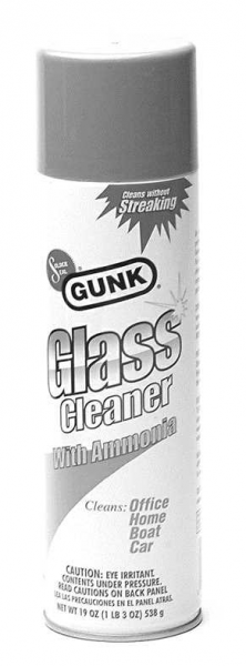 Glass & Surface Cleaners