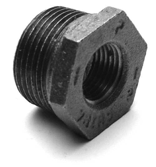 SCH 40 Black Pipe Reducers