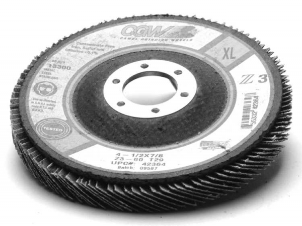 High Profile Flap Discs